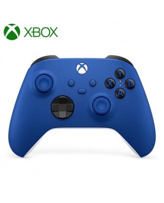 Xbox Shock Blue Wireless Controller