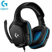 Logitech G431 7.1 Surround Sound Gaming Headset...