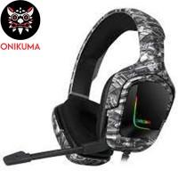 ONIKUMA K20 RGB Light Gaming Headset ...
