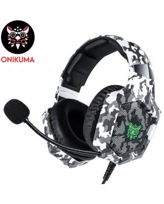 Onikuma K8 Wired Stereo Gaming Headset