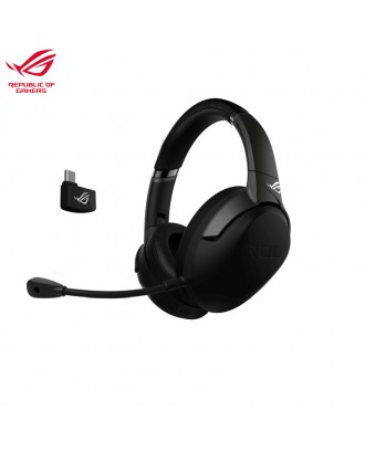 ASUS ROG Strix Go 2.4 ( wireless gaming headset / AI noise-cancelling microphone )