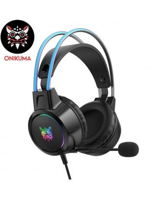 ONIKUMA X15pro Head Beam RGB Gaming Headset