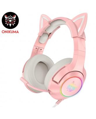 Onikuma K9 Wired Gaming Headset