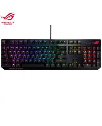 ASUS ROG Strix Scope ( Cherry MX Blue Mechanical Keyboard / RGB Aura Syn )
