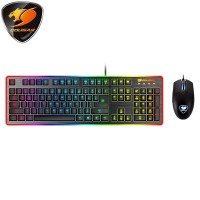 COUGAR DEATHFIRE EX (Layout) Gaming Gear Combo...