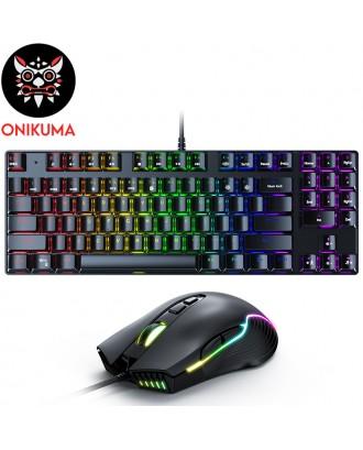 Onikuma G26+CW905 RGB Combo Gaming