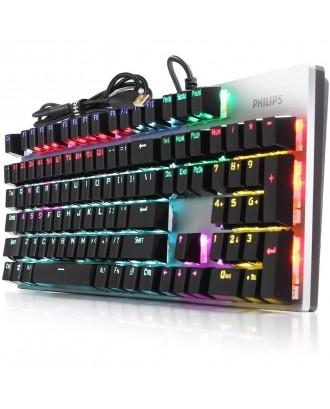 Philips G404 (SPK8404) USB Wired Mechanical Gaming Keyboard