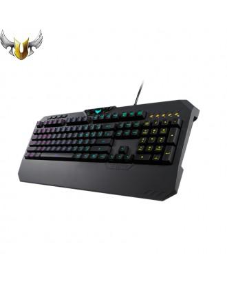 ASUS TUF K5 Gaming Keyboard ( RGB Light )