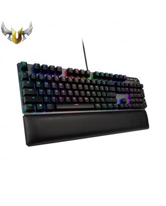 ASUS TUF Gaming K7 ( Optical-Mech Keyboard / RGB Aura Syn )