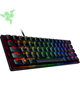 Razer Huntsman Mini - 60% Optical Gaming Keyboard ( Clicky Purple Switch )
