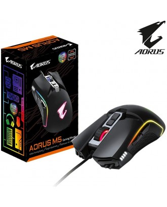 Aorus M5 ( 16000 dpi \ Omron Switch )