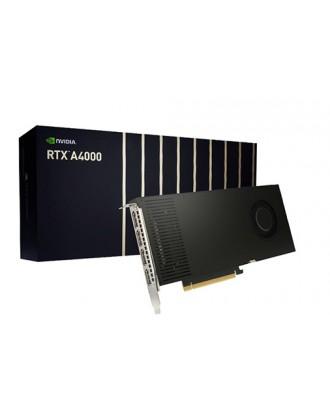 QUADRO RTX A4000 16GB ( 16GB GDDR6 ECC )