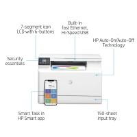 HP Color LaserJet Pro MFP M182N Printer (Print / S...