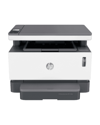 HP Neverstop Laser MFP 1200A All-In-One Printer Black / white (Print, Scan, Copy)