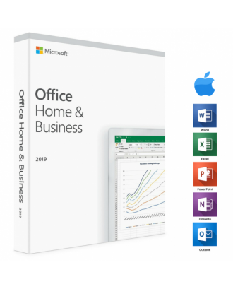 Microsoft Office Home & Business 2019 License