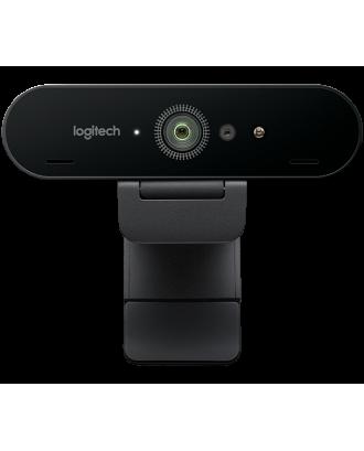 Logitech BRIO Ultra 4K Webcam Video Conferencing