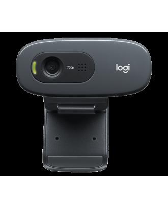 Logitech C270 HD 720p Webcam