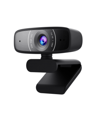 ASUS Webcam C3 FHD (1920 x 1080) video at smooth 30 fps