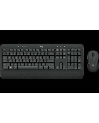Logitech M545 USB Wireless Multimedia Keyboard + Mouse