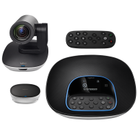 Logitech GROUP Video conferencing for mid to large...