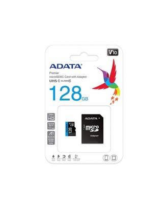ADATA Micro SD 128GB  Class 10 memory card