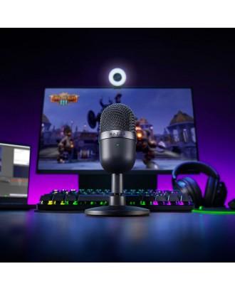 Razer Seiren Mini Black Ultra compact Streaming Microphone