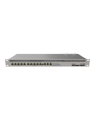 Mikrotik Router RB1100AHx4 Dude Edition rackmount 13x Gigabit Ethernet ports