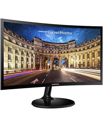 """Samsung C24F390FHE 23.5"""" (1920 x 1080) FHD Monitor VA Curved FreeSync"""