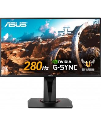 "ASUS TUF Gaming VG259QM Gaming Monitor 24.5""Full HD, 280Hz, IPS, G-Sync compatible"
