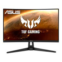 ASUS TUF VG27VH1B 27'' FHD Curved Gaming Monitor(1...