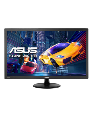 """ASUS VP228HE Gaming Monitor 21.5"""" FHD (1920x1080) , 75hz 1ms"""
