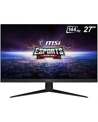 """MSI Optix G271 27"""" Gaming Monitor FULL HD, IPS, 1MS,144HZ, FREE-SYNC"""