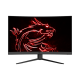 """MONITOR Optix G24C4 Curved Gaming  23.6"""" 1920 x 1080 (FHD) 144Hz,1ms"""