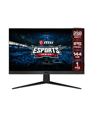 MONITOR MSI Optix G241 Gaming 23.8'' FHD IPS,144Hz,1ms