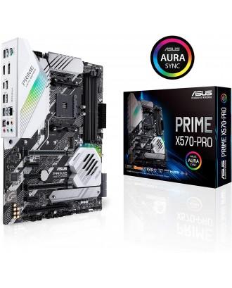 Asus PRIME X570-PRO (LGA AM4 / Max Ram to  128GB )