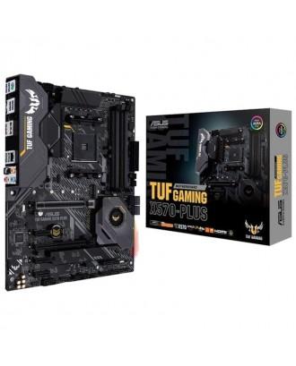 Asus TUF Gaming X570-Plus (LGA AM4 / Max Ram to  128GB  )