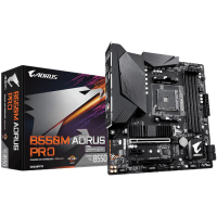 Aorus B550M AORUS PRO (LGA AM4 / Max Ram to  128GB...