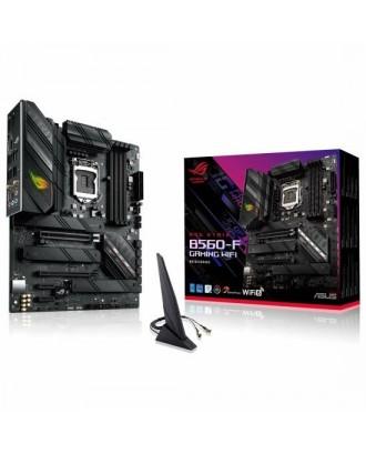 Asus B560F Strix WiFi  (LGA 1200 / 4xDDR4 Slots / M.2 PCIe 4.0 / WiFi 6 + Bluetooth 5.1)