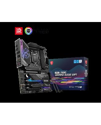 MPG Z590 GAMING EDGE WIFI (LGA 1200 / 4xDDR4 Slots / M.2 PCIe 4.0 / WiFi 6 + Bluetooth )
