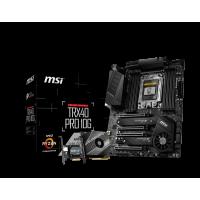 MSI TRX40 Pro 10G (LGA TRX40  / 10Gbp Lane )...
