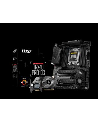 MSI TRX40 Pro 10G (LGA TRX40  / 10Gbp Lane )