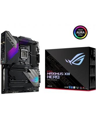 ROG MAXIMUS XIII HERO (LGA 1200 / 4xDDR4 Slots / M.2 PCIe 4.0 / WiFi 6E + Bluetooth 5.2)