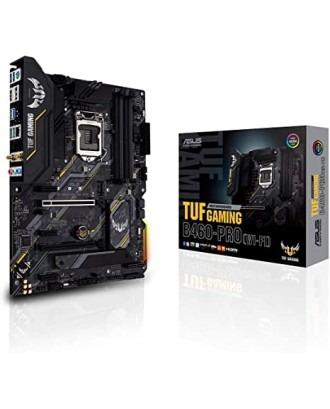 TUF B460 Pro WiFi (LGA 1200 / 4xDDR4 Slots / M.2 PCIe 4.0 / WiFi 6 + Bluetooth 5.1)