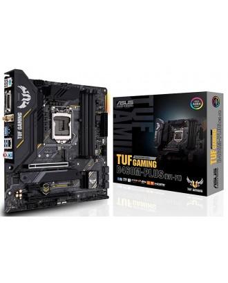 TUF B460M Plus WiFi  (LGA 1200 / 4xDDR4 Slots / M.2 PCIe 4.0 / WiFi 6 + Bluetooth 5.1)
