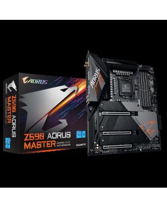 Z590 AORUS Master (LGA 1200 / 4xDDR4 Slots / M.2 PCIe 4.0 / wifi + Bluetooth )