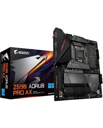 Z590 AORUS PRO AX (LGA 1200 / 4xDDR4 Slots / M.2 PCIe 4.0 / wifi + Bluetooth )