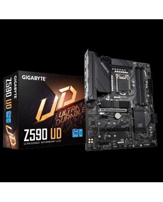 Z590 UD (LGA 1200 / 4xDDR4 Slots / M.2 PCIe 4.0)