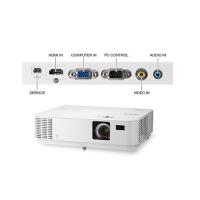 NEC DLP Projector NP-VE303G (800 × 600 SVGA 3000 L...
