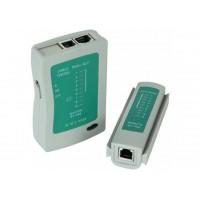 USB / LAN Cable Tester USB RJ45, RJ11,( SY-486 )...