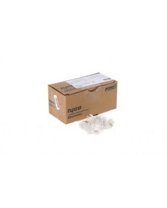 Network CONNECTER COMMSCOPE/AMP Mod Plug, RJ45 Cat6 100/Box